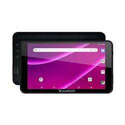 "Tablet Sunstech TAB781BK 7"" Quad Core 1 GB RAM 8 GB Nero"