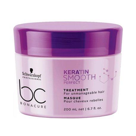 Maschera per Capelli Nutriente Bc Keratin Schwarzkopf (200 ml)