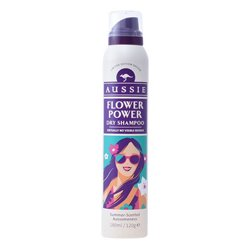 Shampooing sec Flower Power Aussie (180 ml)