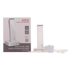 Haarschneidegerät Aeg 220-240 V Weiß