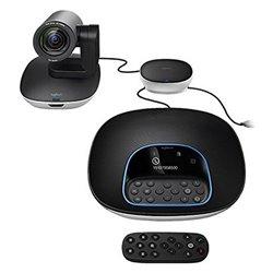 Sistema di Videoconferenza Logitech 960-001057 Full HD Nero