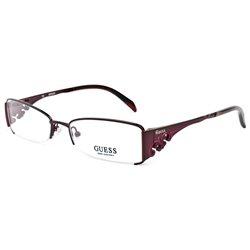 Montatura per Occhiali Donna Guess GU1666-PUR (ø 52 mm)