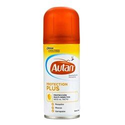 Répulsif anti-moustiques en Spray Seco Autan (100 ml)