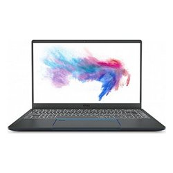 MSI Prestige 14 A10SC-048ES Grey Notebook 35.6 cm (14) 1920 x 1080 pixels 10th gen Intel® Core™ i7 16 GB LPDDR3-SDRAM 1000 G...
