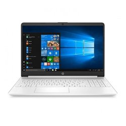 "Notebook HP 15S-FQ1011NS 15,6"" i7-1065G7 8 GB RAM 512 GB SSD Bianco"