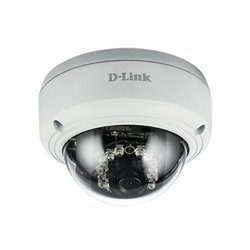 Fotocamera IP D-Link DCS-4603 Domo FHD PoE (H/V/D): 96° / 54° / 108° Zoom 10x Bianco