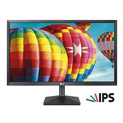 "Monitor LG 24MK400H-B 23,8"" Full HD IPS HDMI Nero"