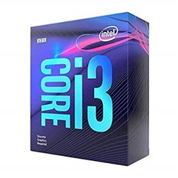 Processore Intel Core™ i3-9100F 3.6 GHz 6 MB