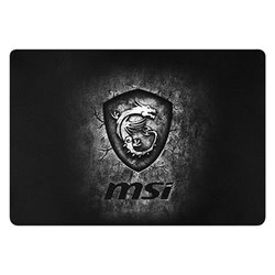 Tappeto Gaming MSI GD20 Nero (32 X 22 cm)