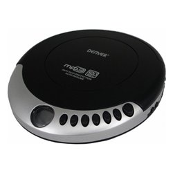 Discman CD Denver Electronics DMP-340 Nero
