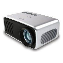 Proiettore Tascabile Philips NPX245 1080 px 1W Argentato