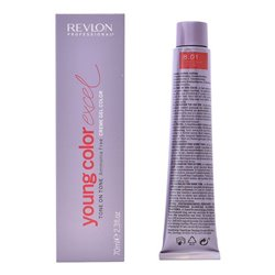 "Amoniakfreie Färbung Young Color Revlon ""2.10 - 70 ml"""
