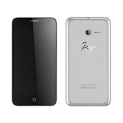 """Alcatel Telefono Cellulare Pop 3 5.5"""" 4G 8 GB Quad Core Argentato"""
