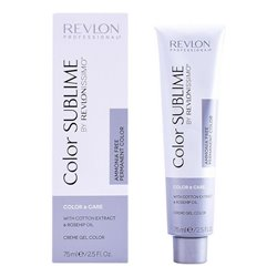 "Amoniakfreie Färbung Color Sublime Revlon ""7 - 75 ml"""