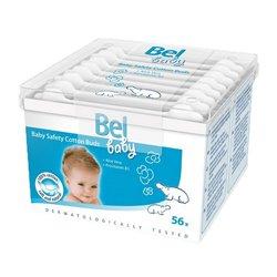 Bel Bastoncillos de Seguridad de Algodón Baby (56 uds)