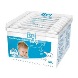 Bel Safety Cotton Buds Baby (56 uds)
