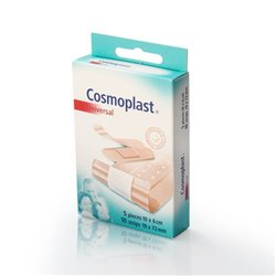 Plasters Universal Cosmoplast (15 uds)