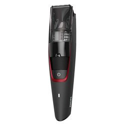 Philips BEARDTRIMMER Series 7000 Tondeuse barbe avec système d'aspiration BT7500/15
