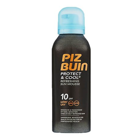 Protezione Solare Protect And Cool Piz Buin (150 ml)