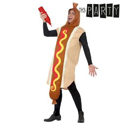 Costume per Adulti Th3 Party 5343 Hot dog