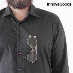Porta Occhiali Magnetico InnovaGoods (Pacco da 2)