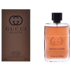 Profumo Uomo Gucci Guilty Absolute Gucci EDP 50 ml