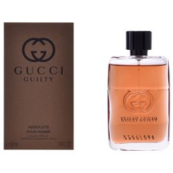 Profumo Uomo Gucci Guilty Absolute Gucci EDP 50 ml