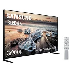"Smart TV Samsung QE75Q900R 75"" 8K Ultra HD QLED WiFi Nero"