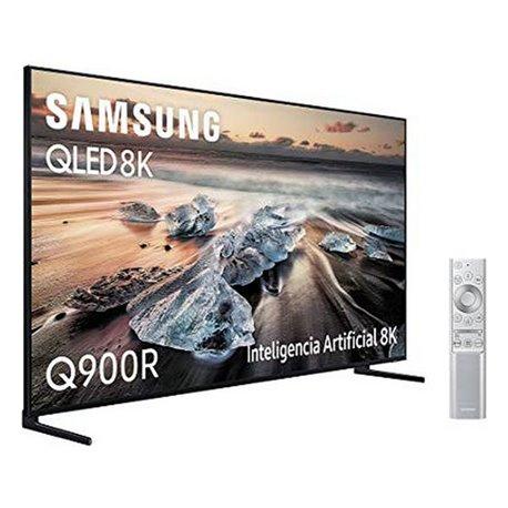 """Smart TV Samsung QE75Q900R 75"""" 8K Ultra HD QLED WiFi Nero"""