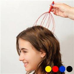Kopfmassage-Spinne 143996 Gelb
