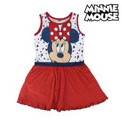 Vestito Minnie Mouse 71969 Rosso 6 anni