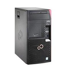 Server tower Fujitsu TX1310M3 E3-1205v6 Xeon® E3 8 GB RAM LAN Nero