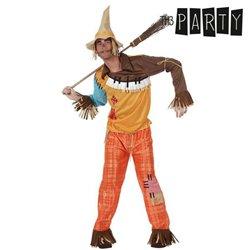 Costume per Adulti Th3 Party Spaventapasseri M/L