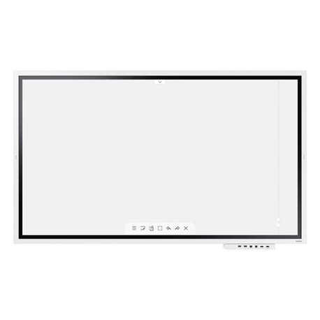 "Monitor con Touch Screen Samsung WM65R 65"" 4K Ultra HD Quad Core WiFi Bianco"