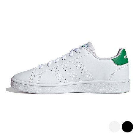 Scarpe Sportive per Bambini Adidas ADVANTAGE K Bianco 29
