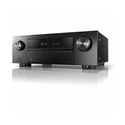 Recevitore AV Denon AVR-X550 BT 90W 4K Ultra HD Bluetooth Nero