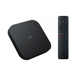 Riproduttore TV Xiaomi Mi BOX S 4K Ultra HD 8 GB 2 GB RAM Nero