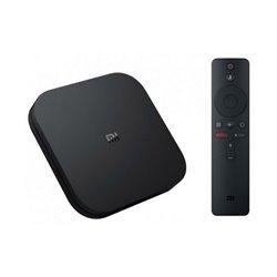 Riproduttore TV Xiaomi Mi BOX S 4K Ultra HD 8 GB 2 GB RAM Nero