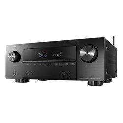 Recevitore AV Denon AVR-X2600H WiFi Bluetooth 95W Nero