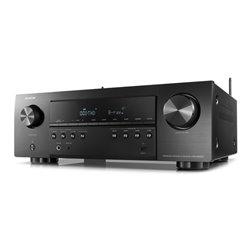 Recevitore AV Denon AVR-S650H WiFi Bluetooth 4K 75W Nero