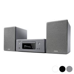 Mini impianto Stereo Denon CEOL N10 WiFi Bluetooth 130W Bianco
