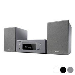 Mini impianto Stereo Denon CEOL N10 WiFi Bluetooth 130W Grigio