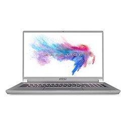 "Notebook MSI Prestige P75-1210ES 17,3"" i9-9880H 32 GB RAM 1 TB SSD Argentato"