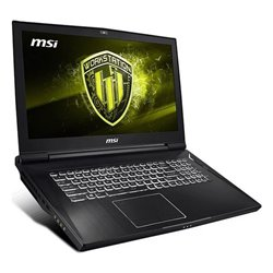 MSI Workstation WT75 9SK-097ES Noir Station de travail mobile 43,9 cm (17.3) 3840 x 2160 pixels Intel® Core™ i7 9S7-17A512-097