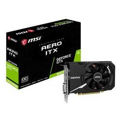 Scheda Grafica MSI Nvidia GTX 1650 Super Aero 4 GB GDDR6