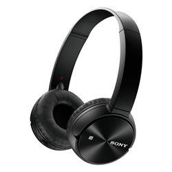 Auricolari Bluetooth Sony MDR-ZX330BT Nero