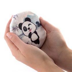Pandabär Handwärmer mit Bezug
