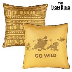 Cuscino The Lion King 74864 Giallo (40 X 40 cm)