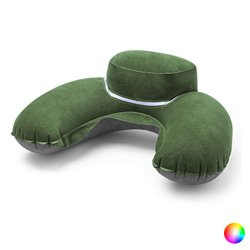 Inflatable Travel Neck Pillow 144997 Grey