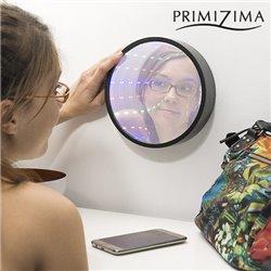 Primizima Multicolor LED Spiegel mit Tunneleffekt